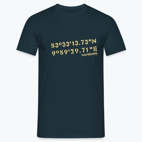 GPS-Hamburg T-Shirt - Männer T-Shirt