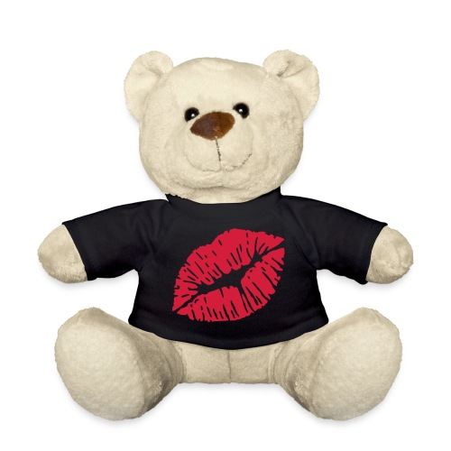 Strawberry Kisses Teddybear  - Teddy Bear