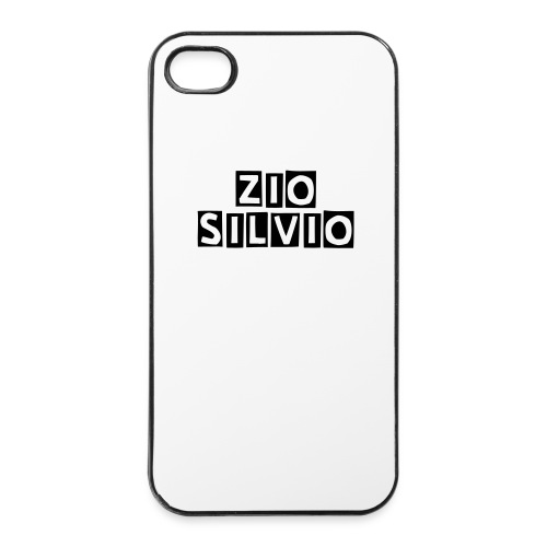 Zio Silvio - Custodia rigida per iPhone 4/4s