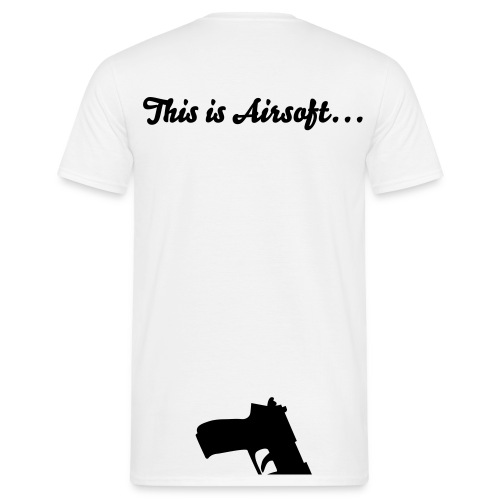 Juste Airsoft - T-shirt Homme