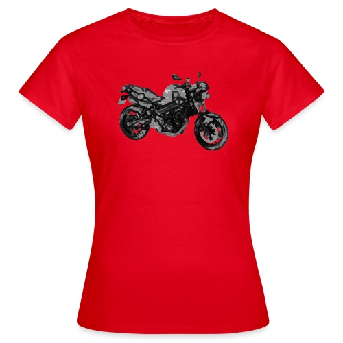 BMW F800R Buntstift - Frauen T-Shirt
