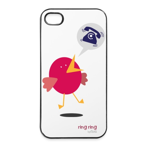 ring ring - iPhone 4/4s Hard Case
