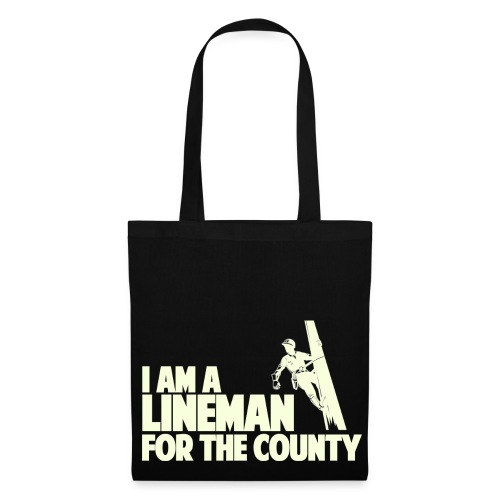 Lineman for the County - Tote Bag