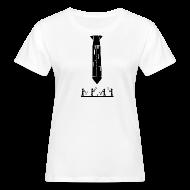 Tee shirts ~ Tee shirt Bio Femme ~ Cravate tennis