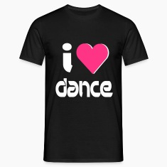 I Heart Dance T-shirts