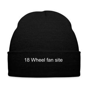 18 wheels fan site hat - Winter Hat
