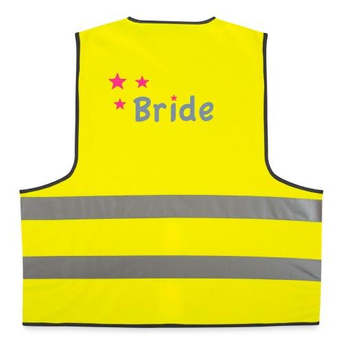 Bride Vest - Reflective Vest