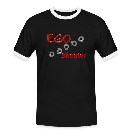 Ego Shooter  - Men's Ringer Shirt
