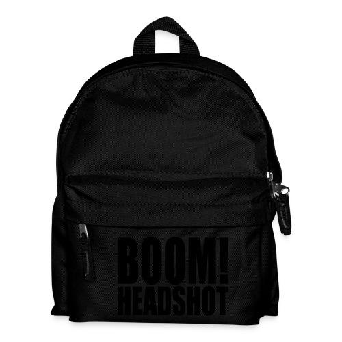 Boom Headshot Rugzak - Rugzak voor kinderen