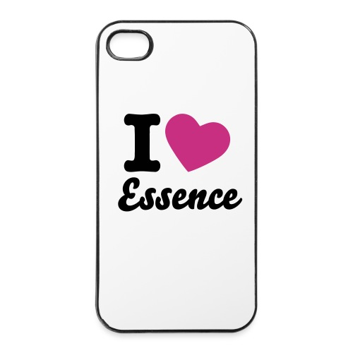 I Love Essence Handyhülle Iphone 4s - iPhone 4/4s Hard Case