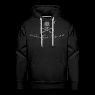 Sweat-shirts ~ Sweat-shirt à capuche Premium pour hommes ~ Classic Motorcycles Black Hoodie