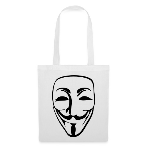 Stofftasche Anonymous - Stoffbeutel