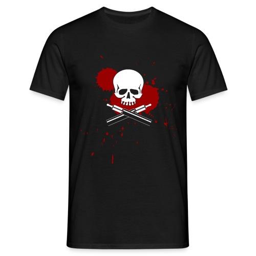 Vapeskull - Männer T-Shirt