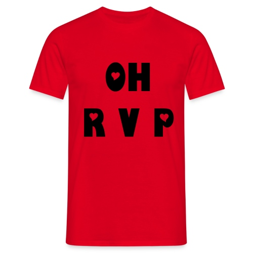 OH RVP - Men's T-Shirt