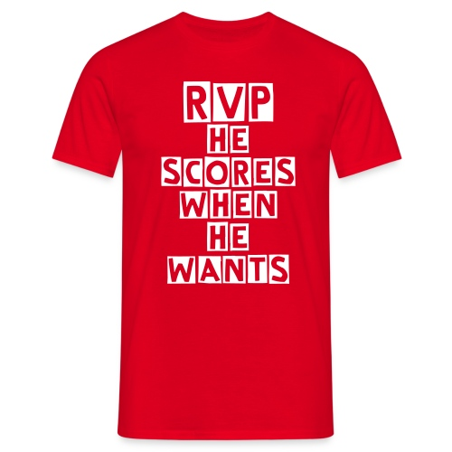 RVP SCORES - Men's T-Shirt