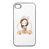 Phone & Tablet Cases ~ iPhone 4/4s Hard Case ~ Cutie Marzia