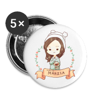 Buttons ~ Buttons small 25 mm ~ Cutie Marzia