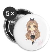 Buttons ~ Buttons small 25 mm ~ Fashion Marzia