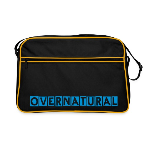 OVERNATURAL BAG - Borsa retrò