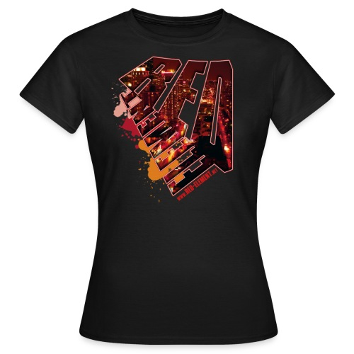 RED ELEMENT No. II - Girls - Frauen T-Shirt