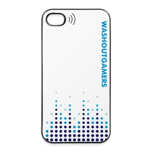 WASHOUTGAMERS - iPhone 4/4s Case - iPhone 4/4s Hard Case