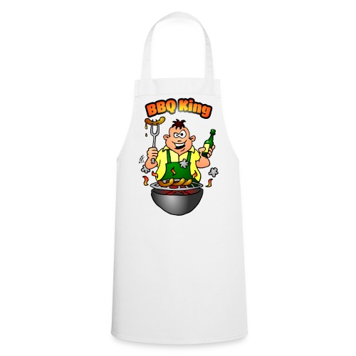 BBQ King - Grillfest - Cooking Apron