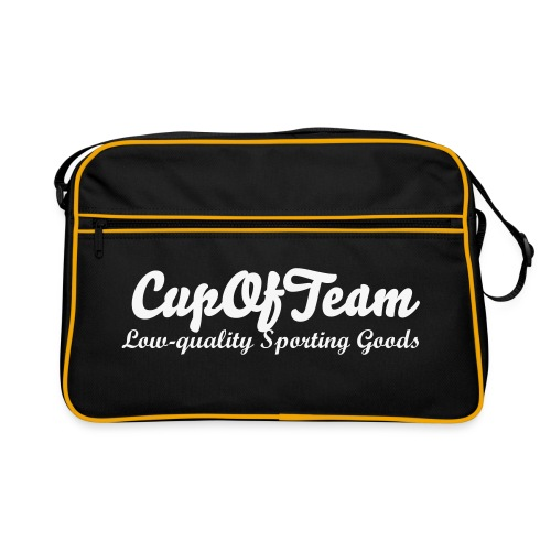 CupOfTeam Retro Bag - Retro Bag