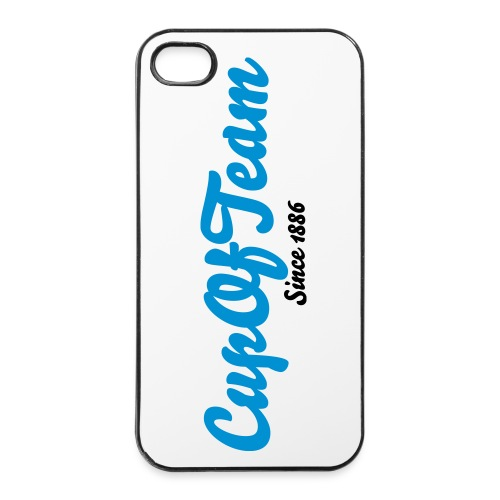 CupOfTeam iPhone 5 case - iPhone 4/4s Hard Case
