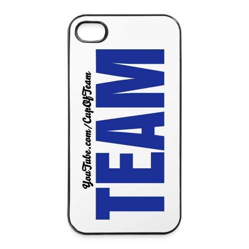 CupOfTeam TEAM iPhone Case (4/4S)  - iPhone 4/4s Hard Case