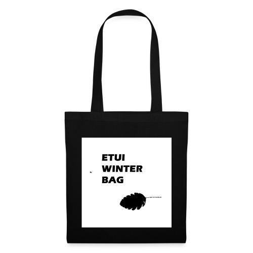 Etui Winter Bag black - Tote Bag
