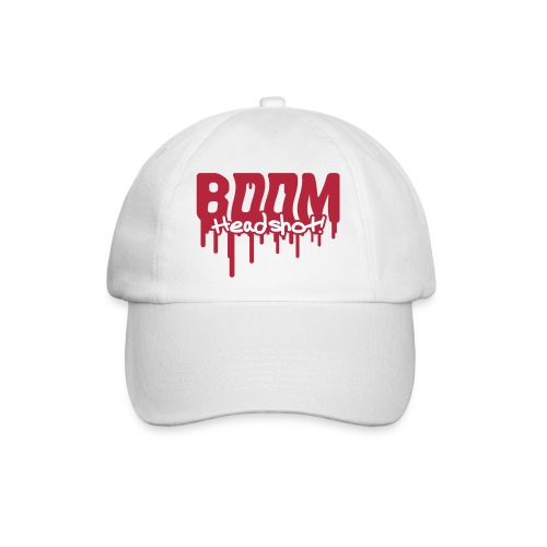 Baseball Cap - boom,boom headshot,bsg,cap,gamer,gaming,headshot,online gaming,pro gamer,youtube
