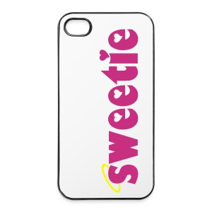 sweetie  5 case roze - iPhone 4/4s hard case