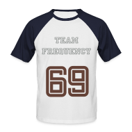 T-Shirts ~ Men's Baseball T-Shirt ~ Team Freq T-Shirt