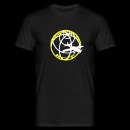 T-shirts ~ T-shirt herr ~ T-Shirt Svart