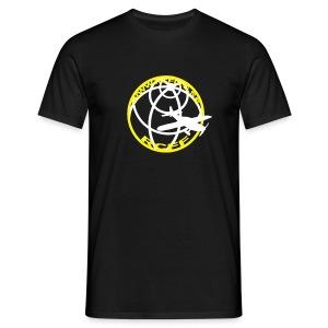 T-Shirt Svart - T-shirt herr