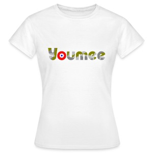 Youmee French Army - T-shirt Femme