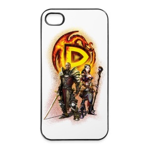 Drakensang  iPhone 4/4s cover with Hero design - iPhone 4/4s Hard Case