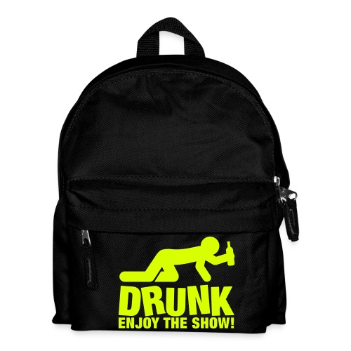 Nur am Trinken - Kinder Rucksack