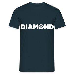 Diamond T-Shirt boys. - Mannen T-shirt