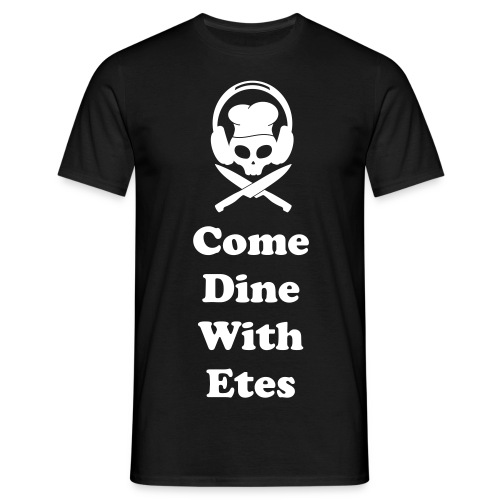 Come Dine With Etes Women's Top - Men's T-Shirt