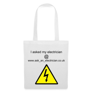 ask - Tote Bag