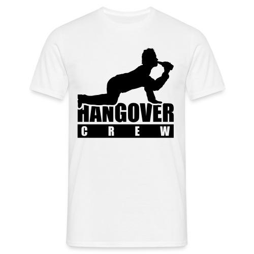 Hangover crew - T-shirt herr