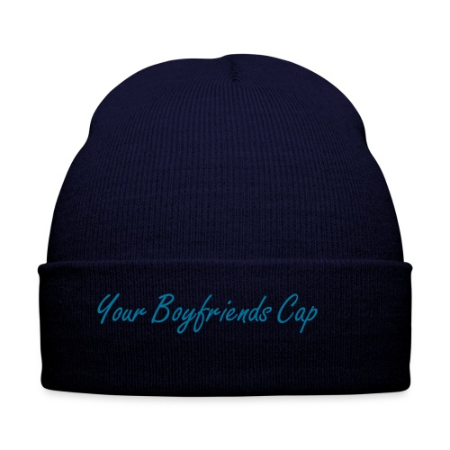 Your Boyfriends Cap  - Wintermütze
