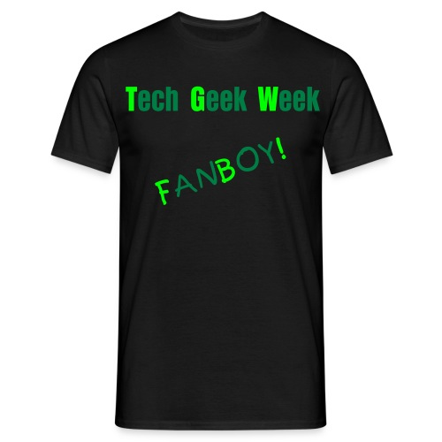 Fanboy! - Men's T-Shirt