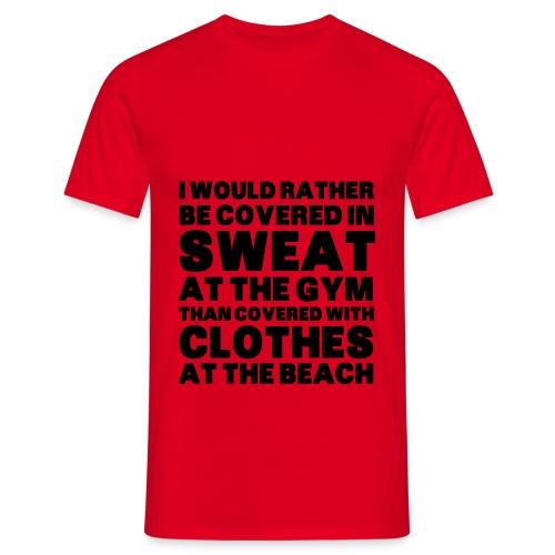You Mirrin Brah - Men's T-Shirt