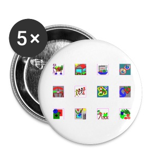 PCG-Icons - Buttons groß 56 mm