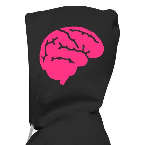 BrainZ - Men's Premium Hooded Jacket