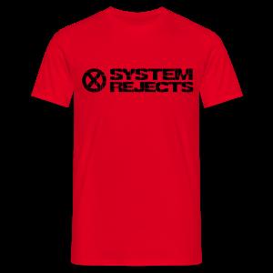 Men's Banner T-Shirt (black logo) - Men's T-Shirt