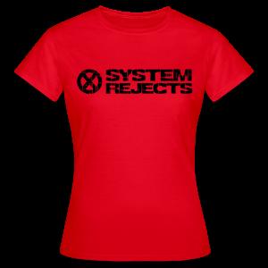 Women's Banner T-Shirt (black logo) - Women's T-Shirt