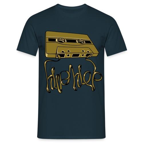 Cassette hip-hop - T-shirt Homme